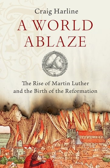 World Ablaze, A (Hard Cover)