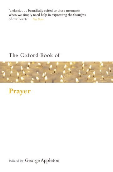 The Oxford Book Of Prayer (Paperback)