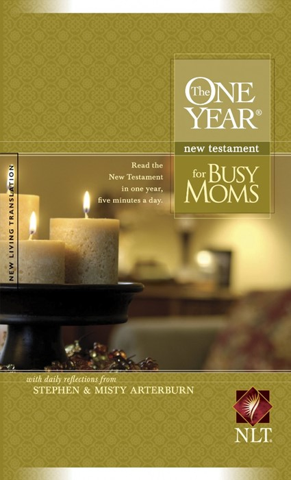 The One Year New Testament For Busy Moms (Paperback)