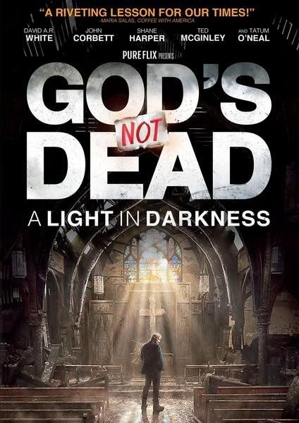 God's Not Dead 3 DVD (DVD)