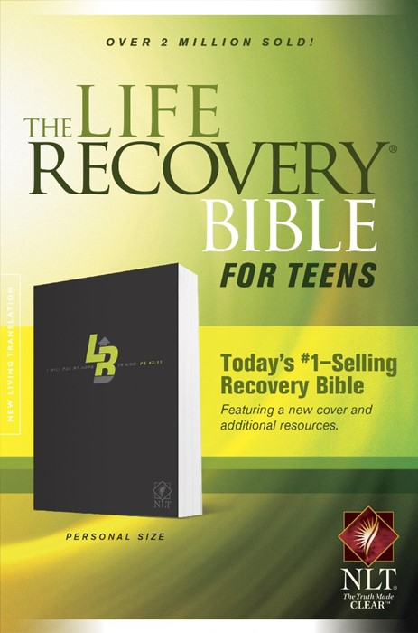 The NLT Life Recovery Bible For Teens Personal Size (Paperback)