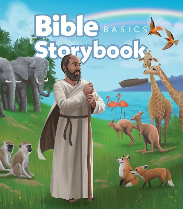 Bible Basics Storybook (Hard Cover)