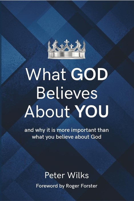 What God Believes About YOU (Paperback)