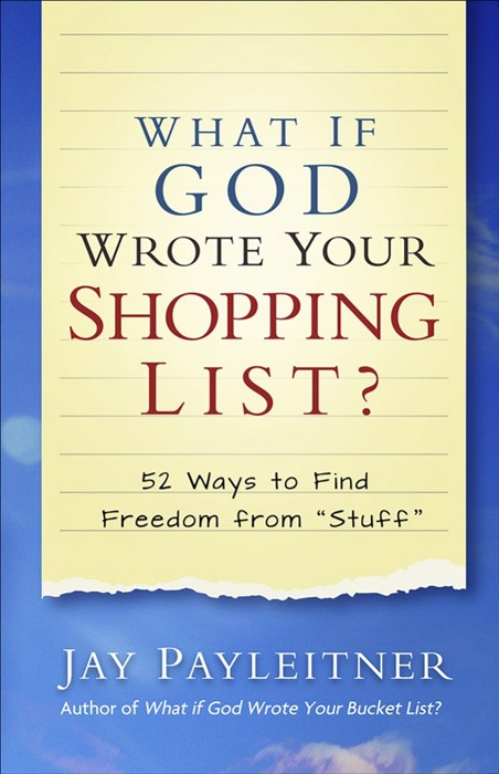 What If God Wrote Your Shopping List? (Paperback)