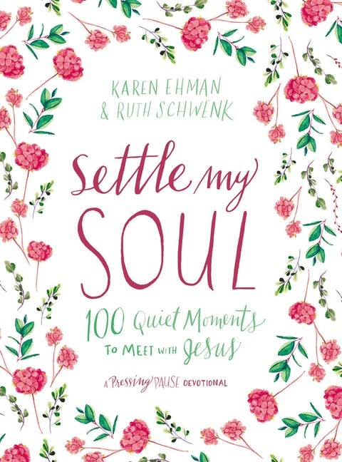 Settle My Soul (Hard Cover)