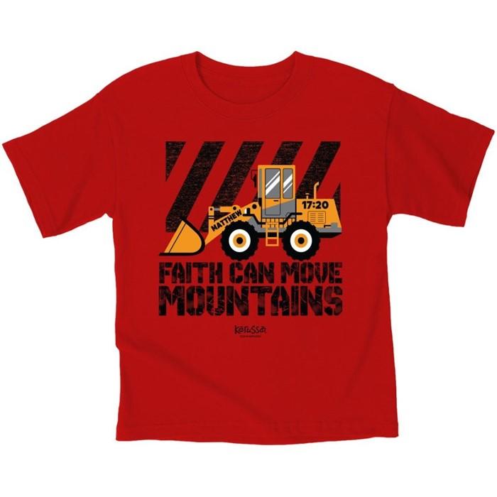 Front Loader Kids T-Shirt, Medium (General Merchandise)