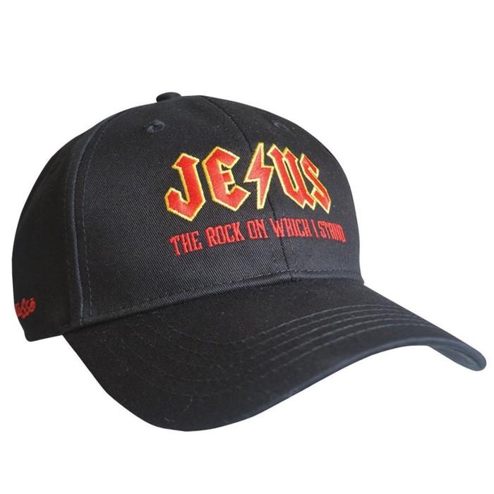Jesus Rock Cap (General Merchandise)