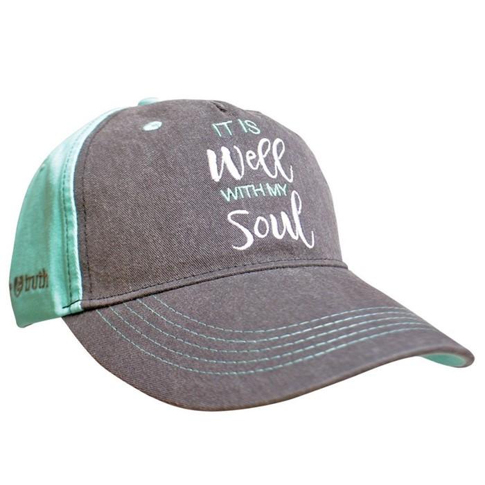 It Is Well Cap (General Merchandise)