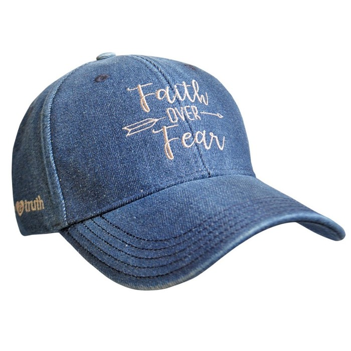 Faith Over Fear Cap (General Merchandise)