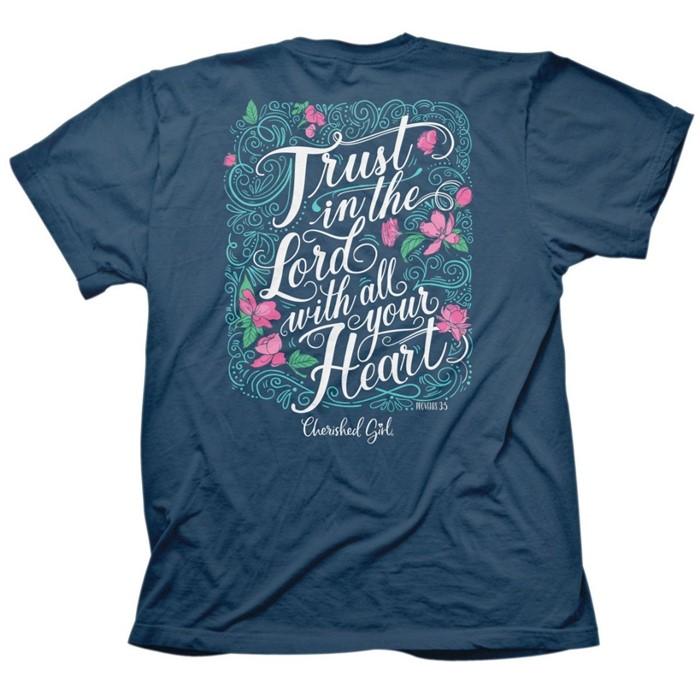 Trust Script T-Shirt, Small (General Merchandise)