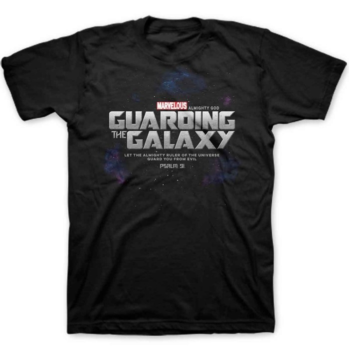 Guarding The Galaxy T-Shirt, Small (General Merchandise)