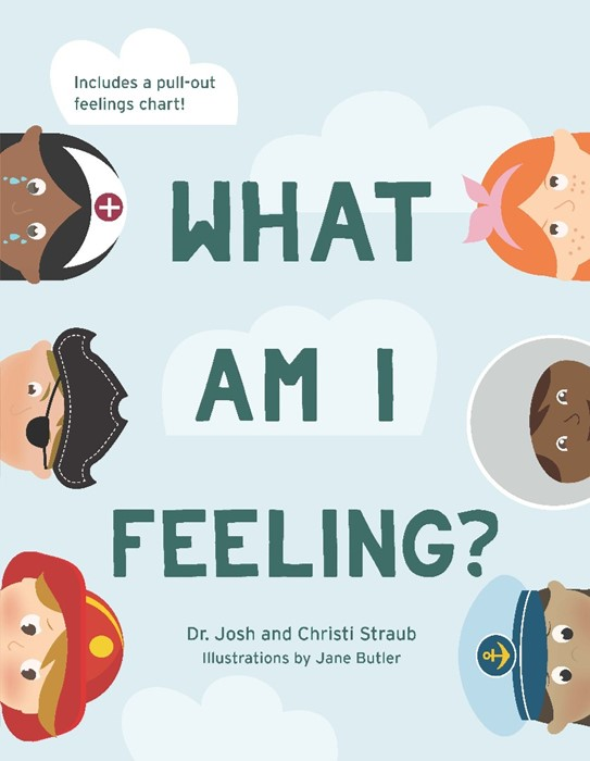 What Am I Feeling? (Hard Cover)