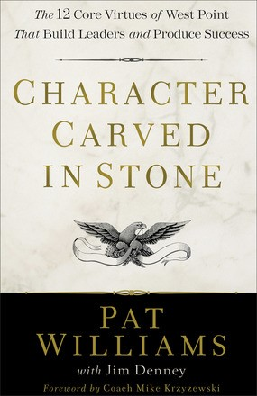 Character Carved In Stone (Hard Cover)