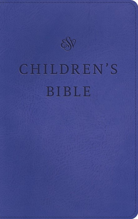 ESV Children's Bible, TruTone, Purple (Imitation Leather)