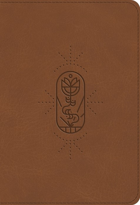 ESV Kid's Bible, Compact, TruTone, The True Vine (Imitation Leather)