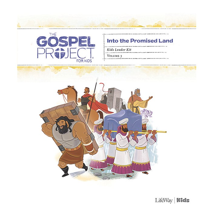 Gospel Project: Kids Leader Kit, Spring 2019 (Kit)