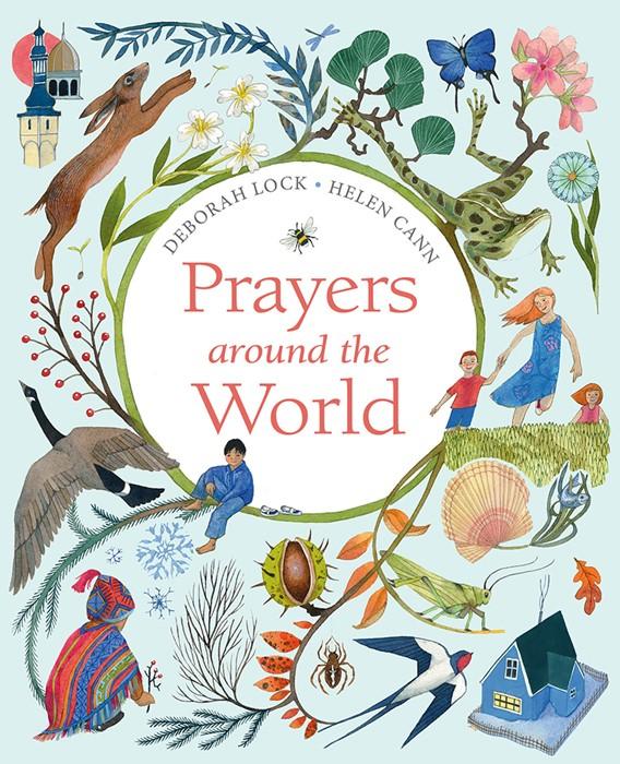 Prayers Around the World (Hard Cover)