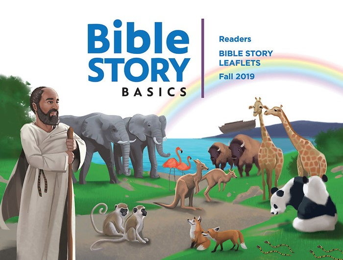 Bible Basics Reader Lefalets, Fall 2019 (Paperback)