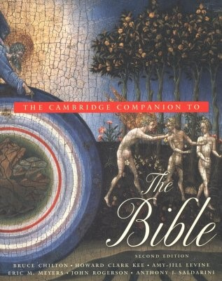 The Cambridge Companion To The Bible (Paperback)