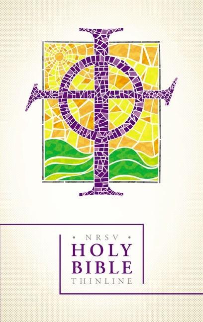 NRSV Thinline Bible, Comfort Print (Paperback)