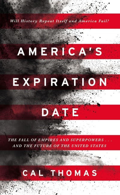 America's Expiration Date (Hard Cover)