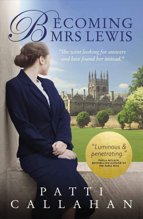 Becoming Mrs Lewis (Paperback)