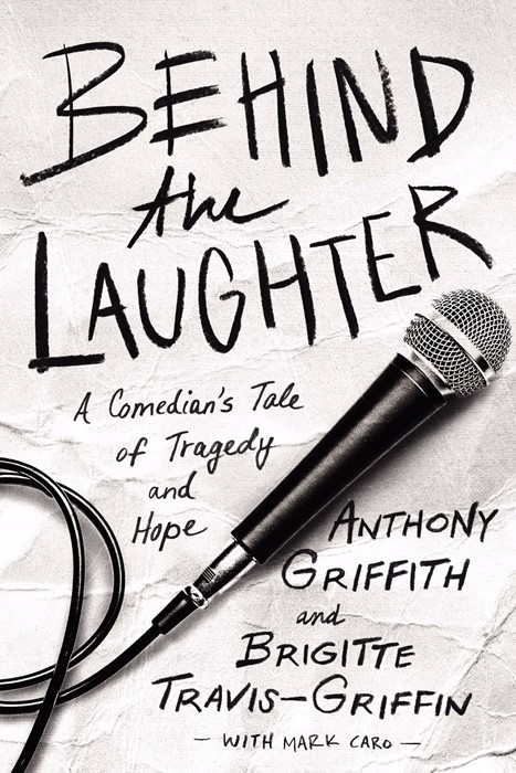 Behind The Laughter (Hard Cover)