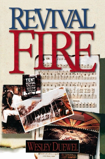 Revival Fire (Paperback)