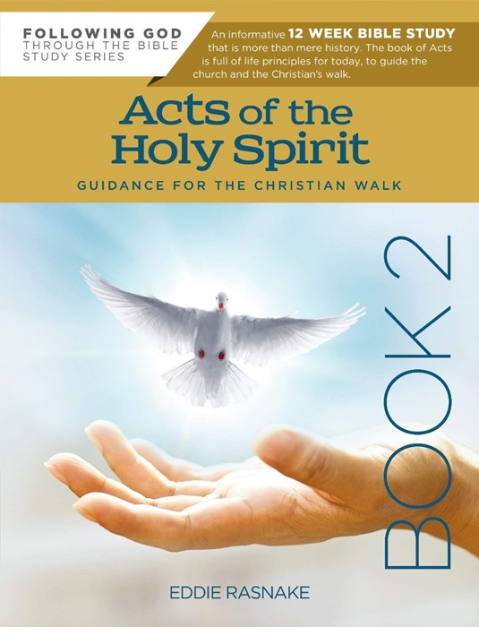 Following God: Acts Of The Holy Spirit Book 2 (Paperback)