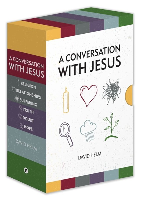Conversation With Jesus Box Set, A (Hard Cover)
