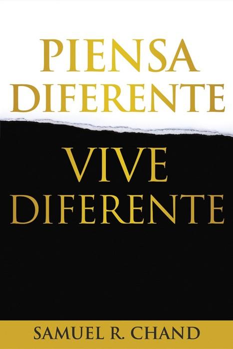 Piensa diferente, vive diferente (Paperback)
