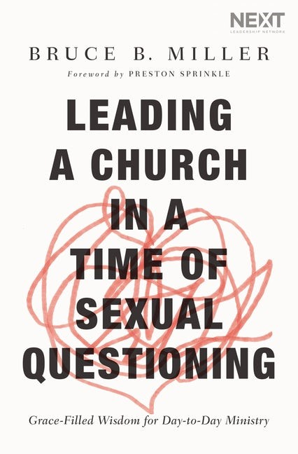 Leading A Church In A Time Of Sexual Questioning (Paperback)