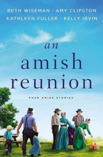 Amish Reunion, An (Paperback)