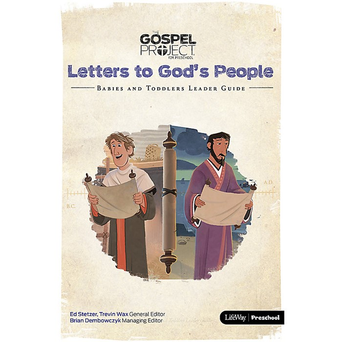 Gospel Project: Preschool Leader Guide, Spring 2018 (Paperback)
