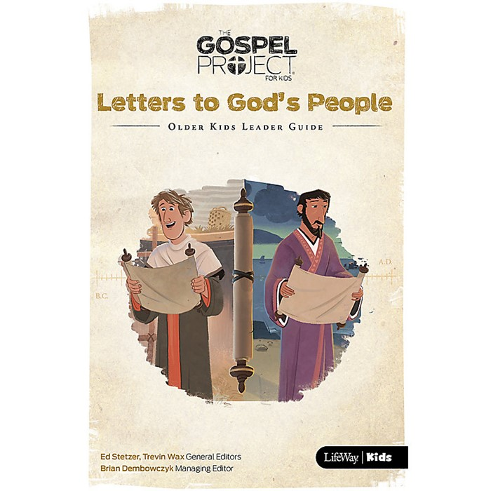 Gospel Project: Older Kids Leader Guide, Spring 2018 (Paperback)