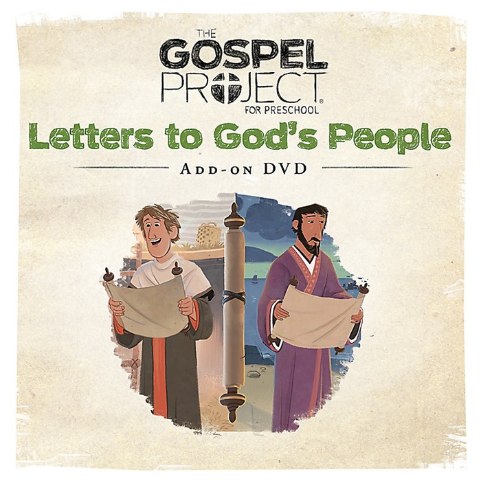 Gospel Project: Preschool Leader Kit Add-On DVD, Spring 2018 (DVD)