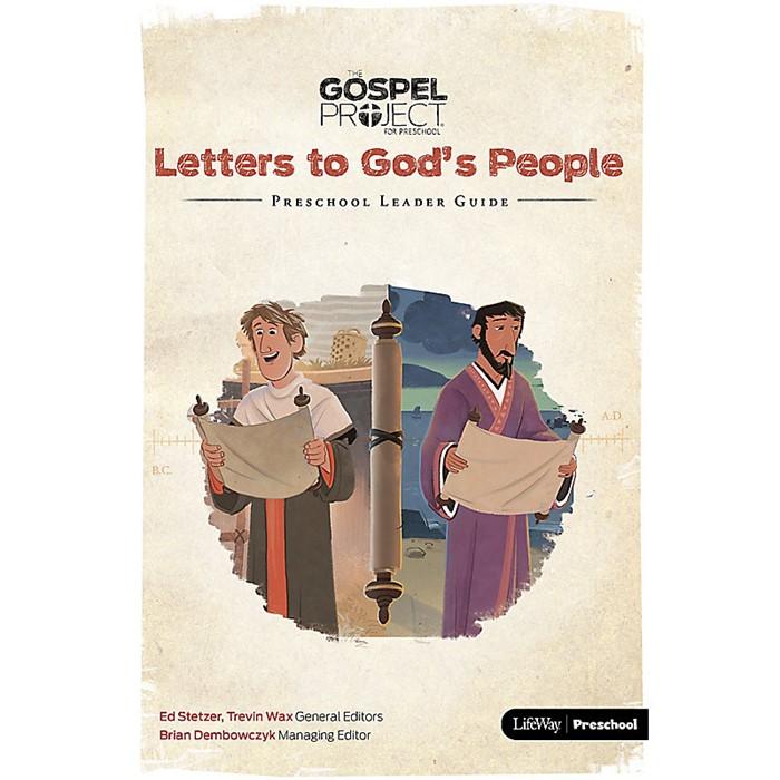 Gospel Project: Preschool Leader Guide, Spring 2018 (Paperback)