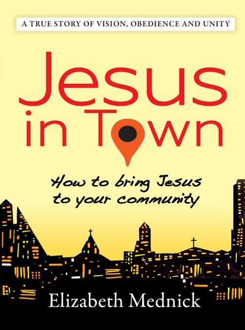 Jesus In Town (Paperback)