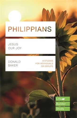 LifeBuilder: Philippians (Paperback)