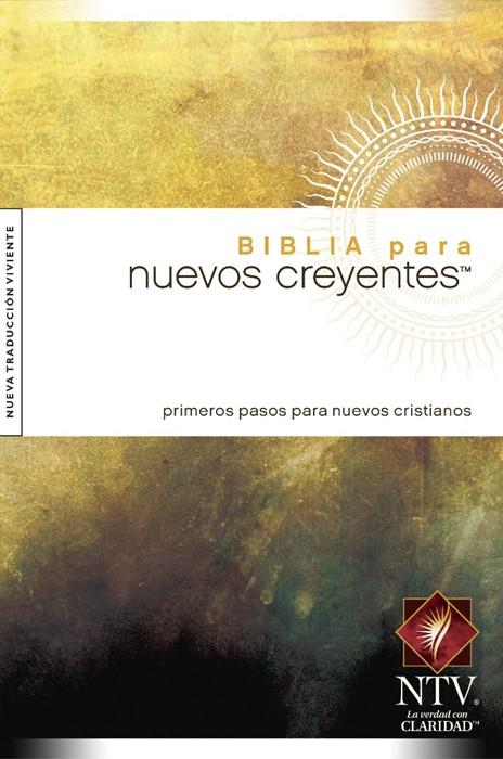 NTV Biblia Para Nuevos Creyentes (Paperback)