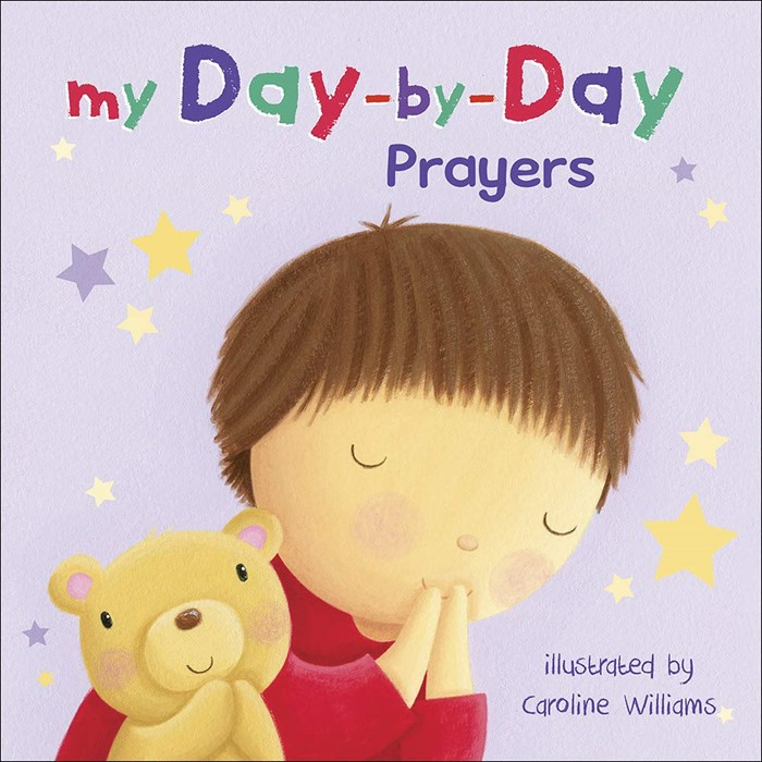 My Day-by-Day Prayers (Board Book)