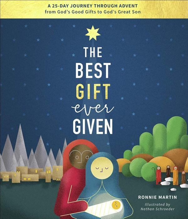 The Best Gift Ever Given (Hard Cover)