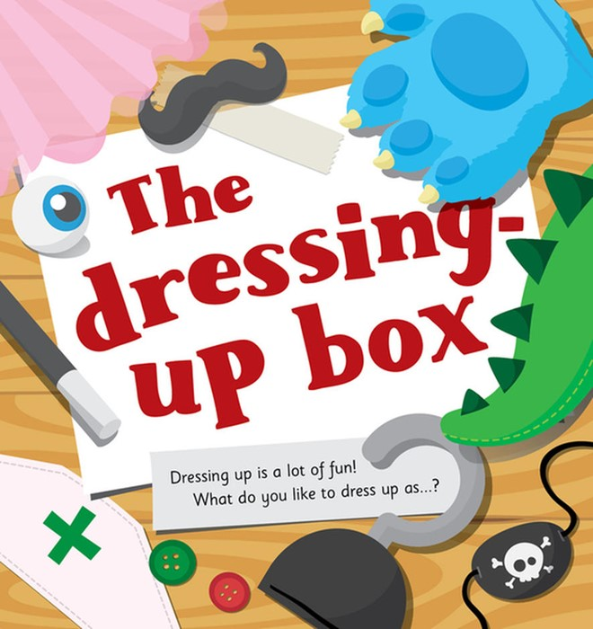 The Dressing Up Box (Pamphlet)
