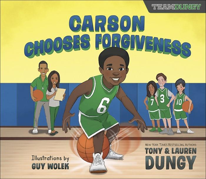 Carson Chooses Forgiveness (Hard Cover)
