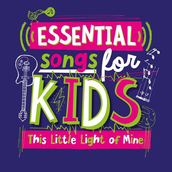Essential Songs For Kids: This Little Light Of Mine CD (CD-Audio)