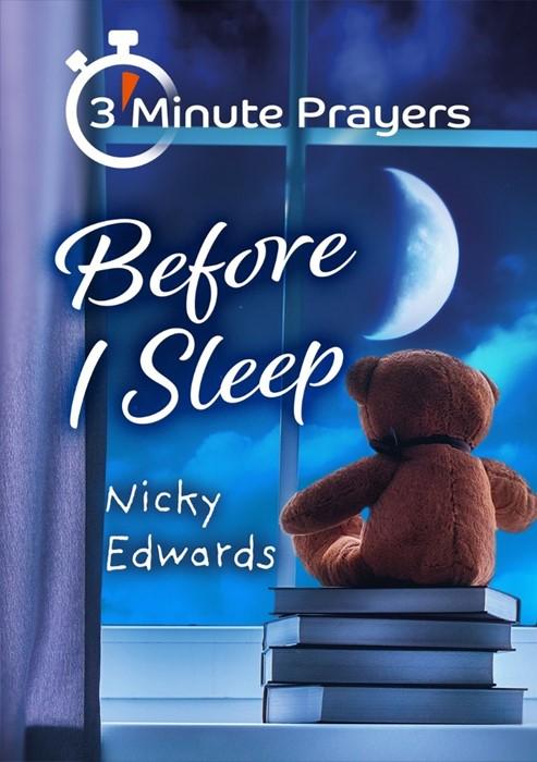 3-Minute Prayers Before I Sleep (Paperback)