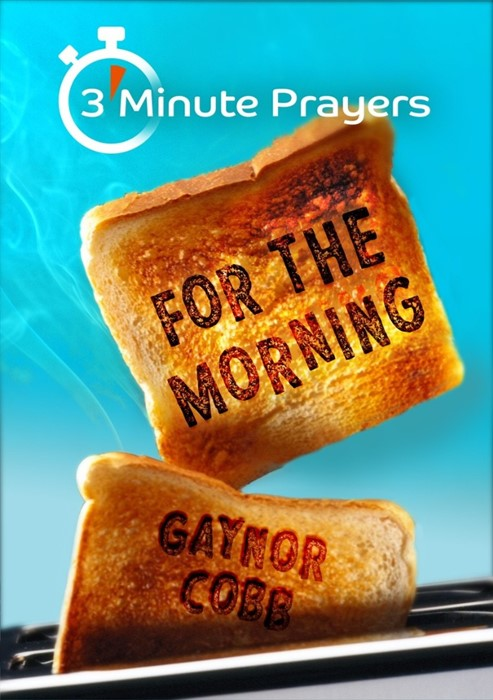 3-Minute Prayers For The Morning (Paperback)