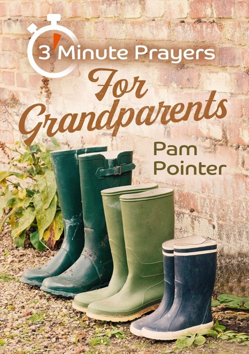3-Minute Prayers For Grandparents (Paperback)