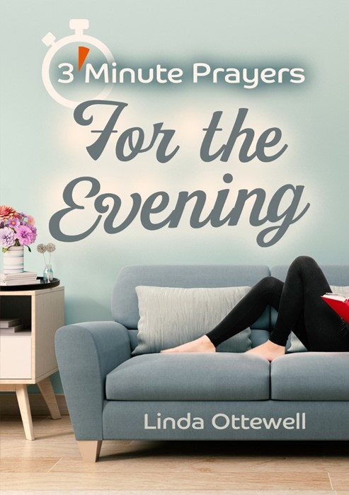 3-Minute Prayers For The Evening (Paperback)
