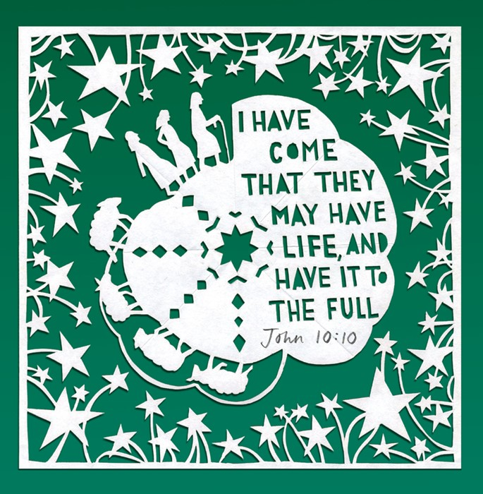 I Have Come That They May Have Life (Pack of 6) (Cards)